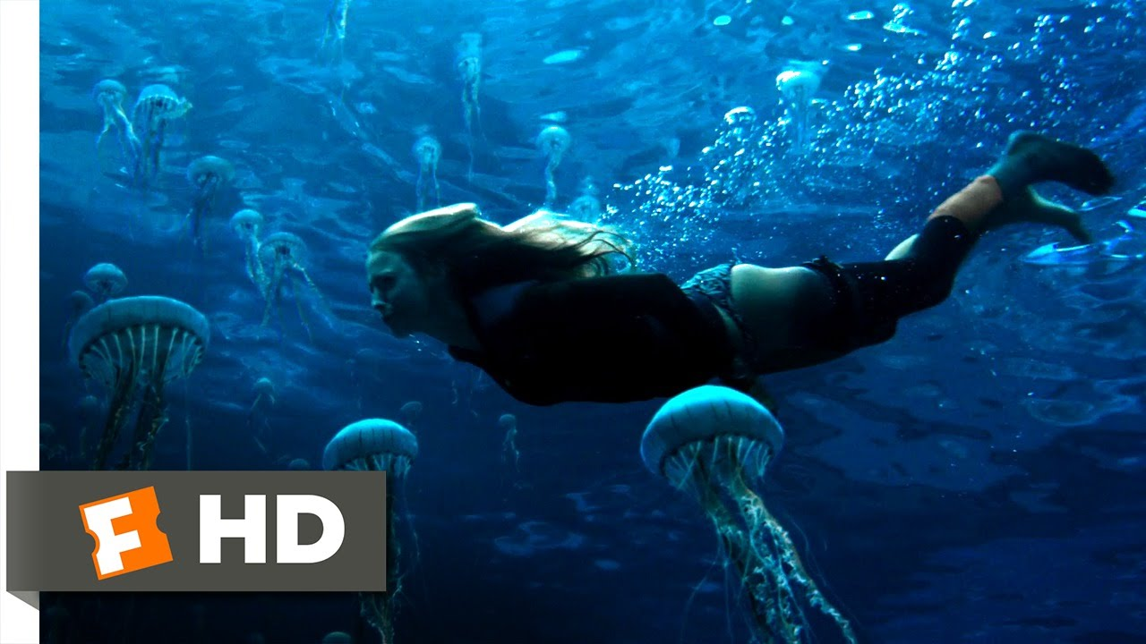 Download The Shallows (8/10) Movie CLIP - Jellyfish Swim (2016) HD