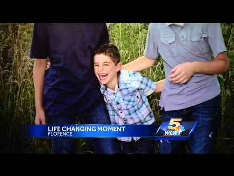 Young blood disorder survivor hosts marrow donor drive this weekend