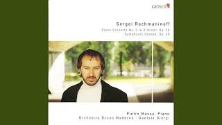 Symphonic Dances, Op. 45: III. Lento assai - Allegro vivace