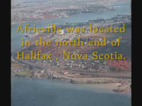 Africville: The History(One of the worst cases or racial discrimination in history.)