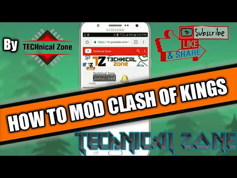 HOW TO HACK CLASH OF KINGS