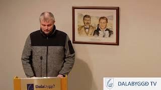 haldinn í stjórnsýsluhúsinu í Búðardal, 30. janúar 2020.