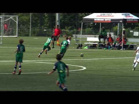 Richmond United U13 vs PA Classics 2017