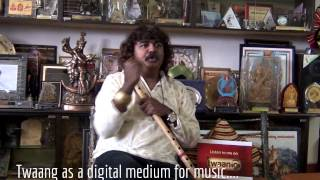 Pravin Godkhindi on Twaang - mobile music library [HD]