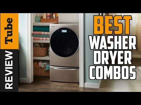 ✅ Washer & Dryer: Best  Washer & Dryer Combo In 2020 (Buying Guide)