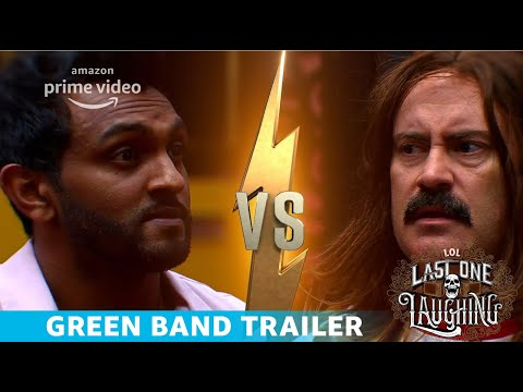 Last One Laughing Australia | Green Band Official Trailer | Amazon Originals