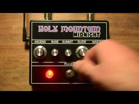 Midnight Amplification Holy Mountain