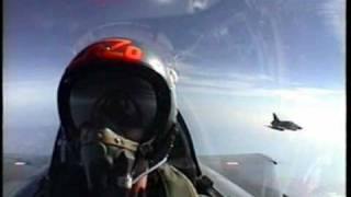 Wild Fly - Mirage 2000 Low Level in Morocco