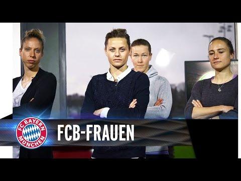 FCB-Frauen vor Spitzenspiel in Wolfsburg