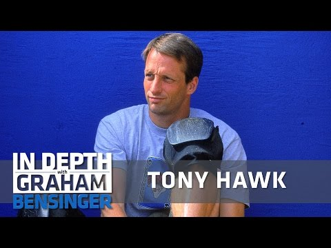 Tony Hawk: Lowest point in my career