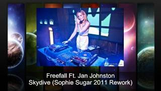 Freefall ft Jan Johnston - Skydive (Sophie Sugar 2011 Rework).avi