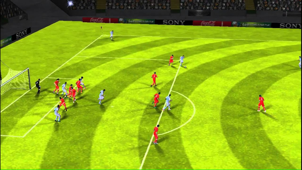 FIFA 14 iPhone/iPad - Argentina vs. Iran