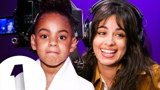 Camila Cabello on THAT Blue Ivy Grammys moment