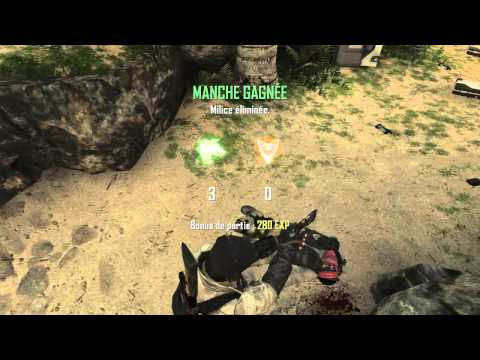 OxxX TIDUS Xxxo - Black Ops II Game Clip