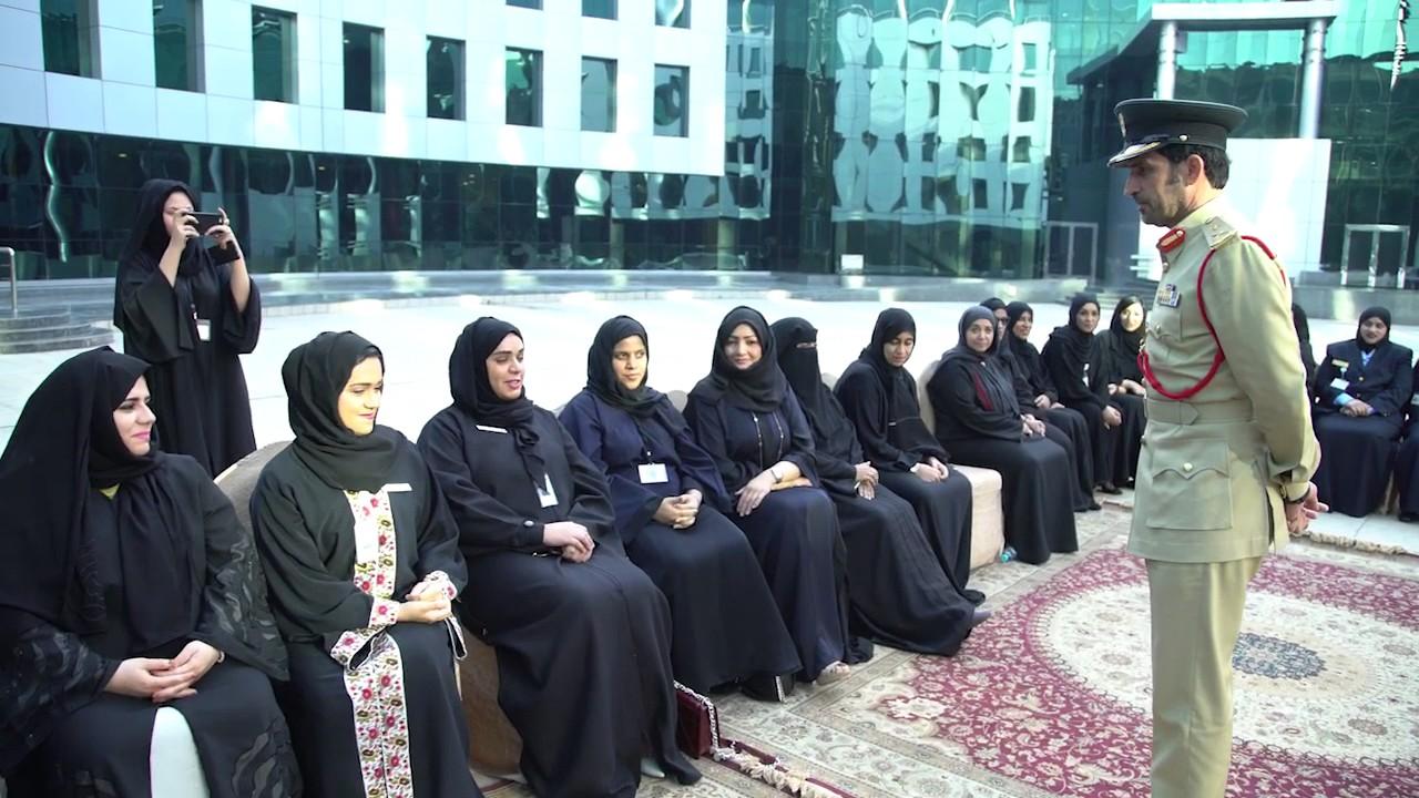 كلمة سعادة اللواء عبد الله خليفة المري ، القائد العام لشرطة دبي في يوم المرأة العالمي