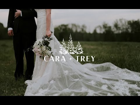 Incredibly emotional Christ-centered wedding
