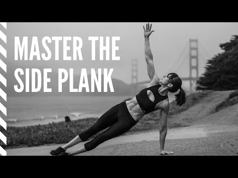 The Perfect Side Plank | Master Side Plank Form