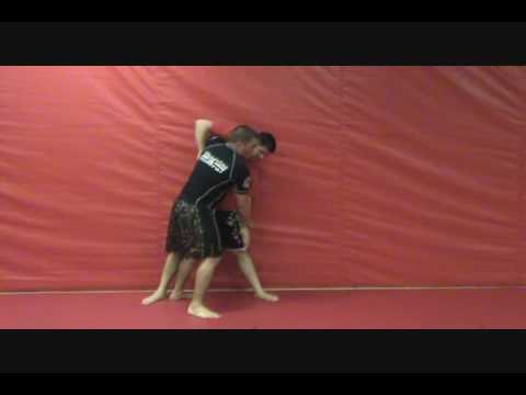 Inside Leg Sweep