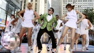 Psy - Gangnam Style - Italo 80's Light Mash'up Resimi