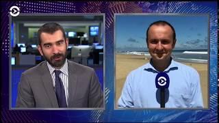 Угроза урагана и санкции за вмешательство | Америка | 12.09.18