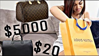 """BOUGHT FAKE LOUIS VUITTON"" PRANK ON WIFE 