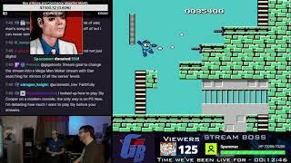 The Mega Man Marathon (NES 1-7 & GB I-III w/ some IV) [1/2]