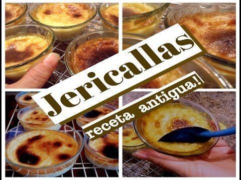 JERICALLAS - Receta Antigua - SABOR RANCHO! - LECHE ASADA  - Lorena Lara