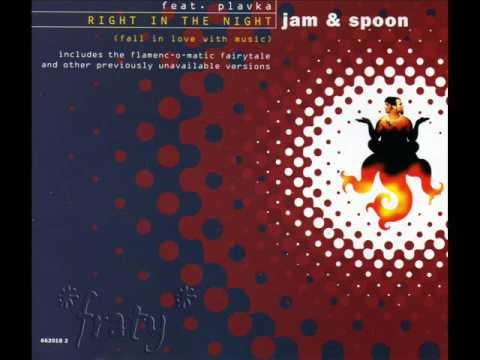 Jam & Spoon feat. Plavka - Right In The Night (Extended Mix) (1994)