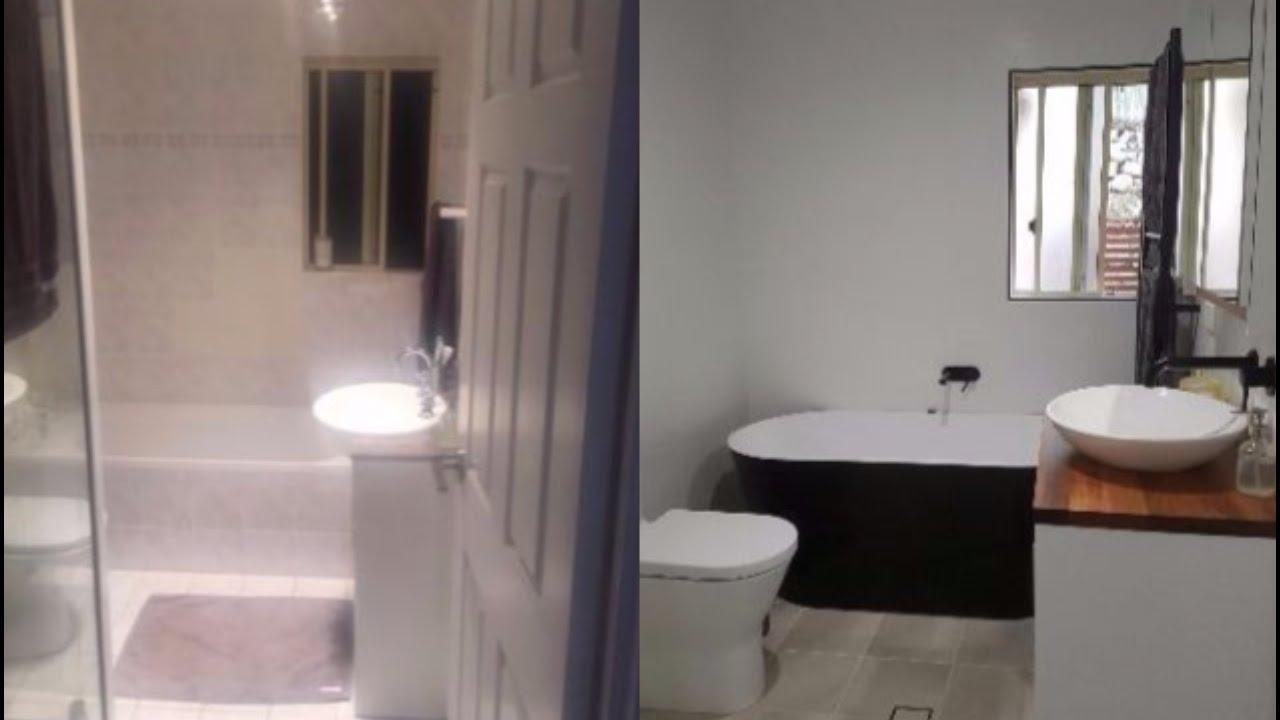 Best bathroom renovations sydney - Time Lapse Of A Bathroom Renovation Completed By Luke S Bathroom Renovations Sydney