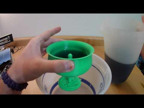 Greedy Cup or Pythagoras' Cup 3D Print