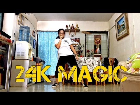 24K MAGIC || Dance Cover || @KyleHanagami...