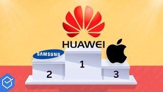 Como a Huawei pode virar A MAIOR FABRICANTE DE CELULARES em 2019!