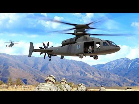 Сикорский против МИ-35 П. Самые быстрые в мире вертушки! Но кто быстрее ?