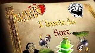 """[Vidéo-Fun] """"L'Ironie du Sort"""": Les casses-briques sautent sur vos murs! -Clash Of Clans"""