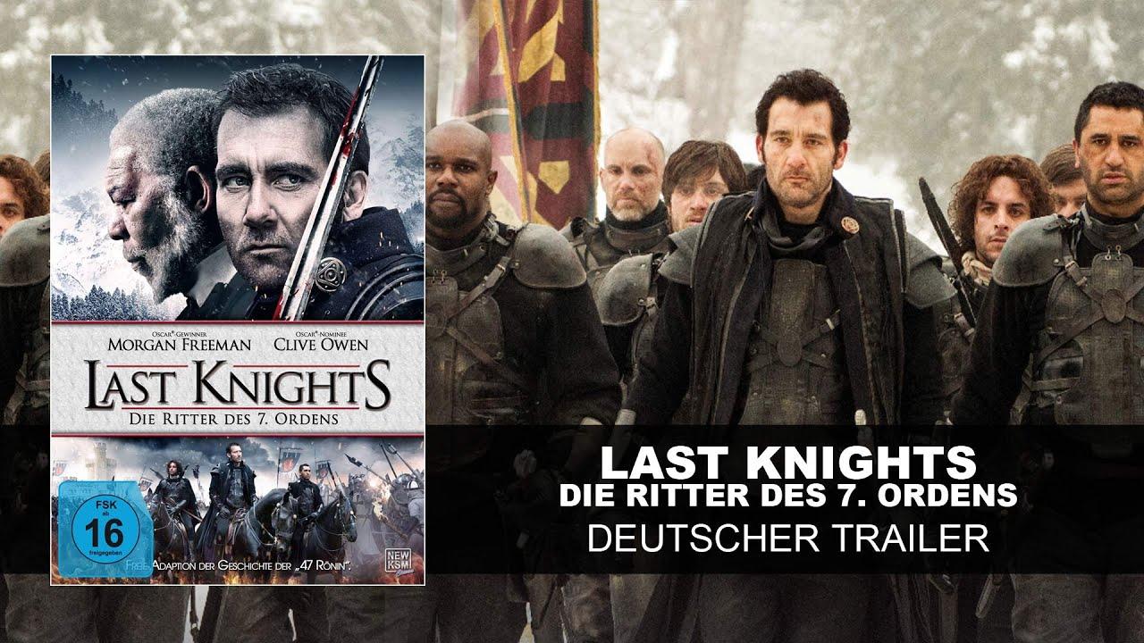 Last Knights (Deutscher Trailer)   Clive Owen, Morgan Freeman   HD   KSM