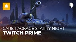 Care Package Starry Night with Twitch Prime
