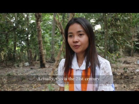 The challenges of Young Women Activist in Cambodia