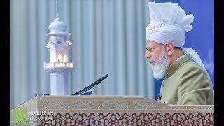 Khalifa delivers landmark address on immigration crisis