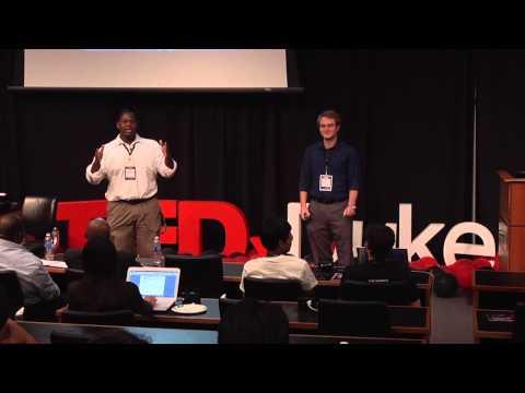 Femi Sokoya & Eric Scott at TEDxDuke