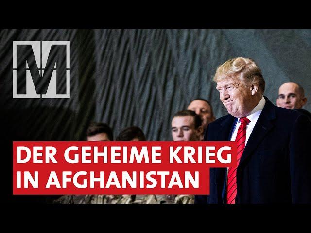 Trumps Verschleierungstaktik in Afghanistan – MONITOR