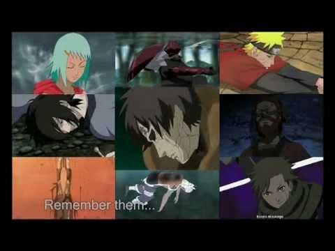 Naruto: The fall of ni...