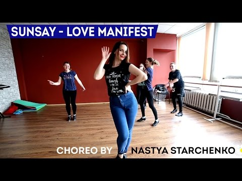 Sunsay - Love Manifest | Tap Choreography By Nastya Starchenko |  D.Side Dance Studio