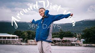 365 Ngày Lòng Vòng Việt Nam Bằng Flycam - Trip Viet Nam 365 Days With My Drone - Nem TV