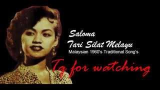 Tari Silat Melayu by Saloma (Malay 1960