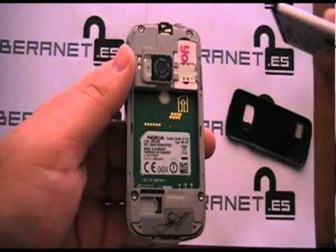 Liberacion por IMEI de Nokia 6710 Navigator