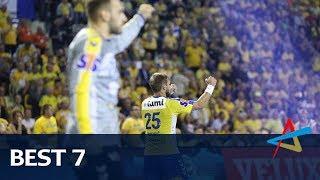 Video Best 7 | Round 2 | VELUX EHF Champions League 2018/19 download MP3, 3GP, MP4, WEBM, AVI, FLV September 2018