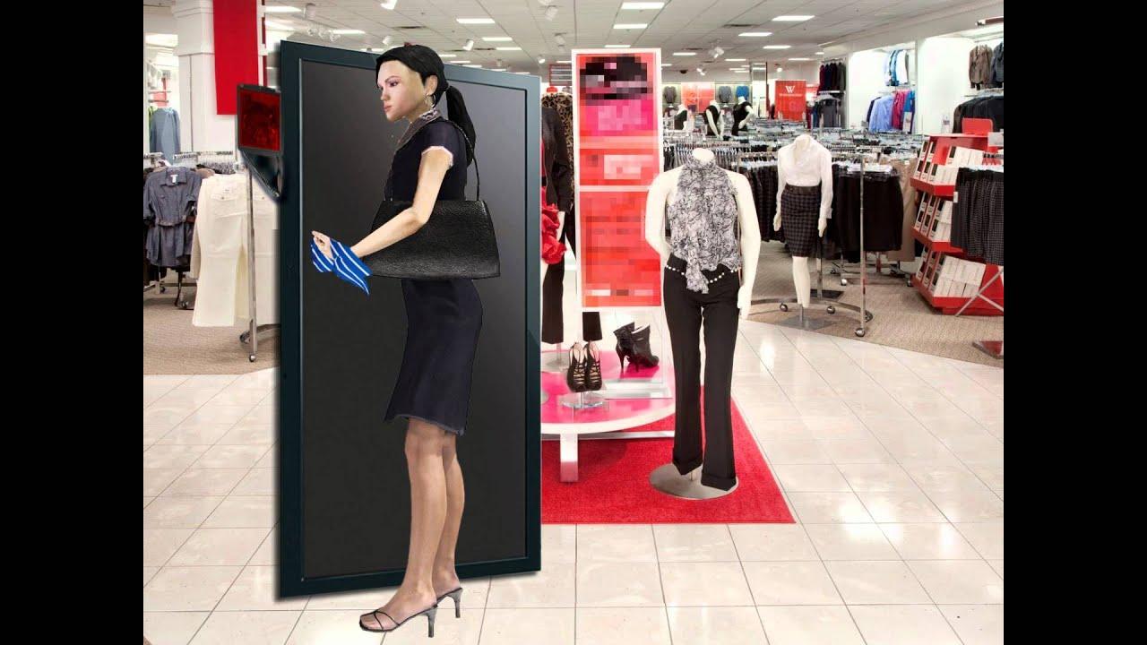 En los probadores de un cc shopping and flashing - 3 part 9