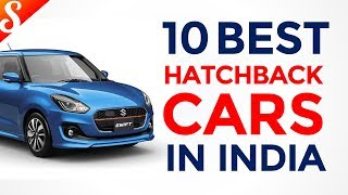 10 Best Hatchback cars in India with Price Range | Top Mileage, Performance & Best Features | 2017