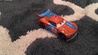 Cars 3 Custom Die-Cast 2018 Ryan Inside Lanny Review!