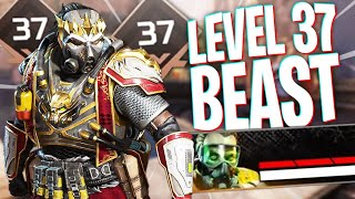 My Level 37 Teammate was a BEAST! - PS4 Apex Legends
